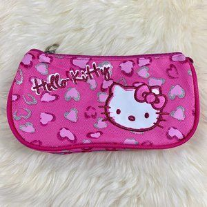 Hello Kitty Pencil Make up Pouch